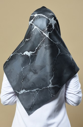 Gray Scarf 95293-01
