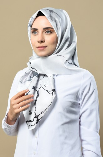 وشاح رمادي 95293-08