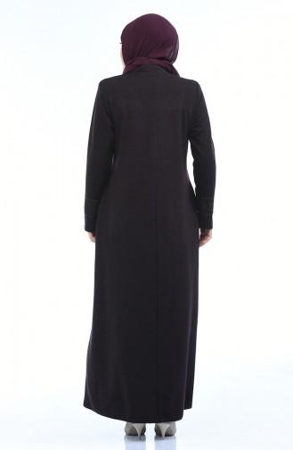 Zwetschge Abayas 8201-02