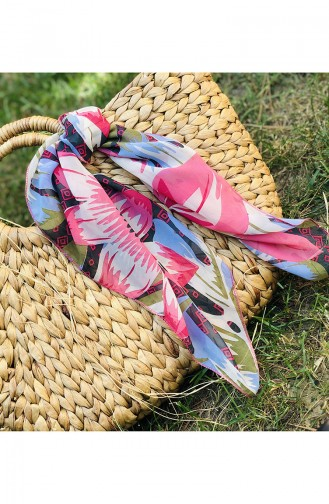 Pink Scarf 53842-01