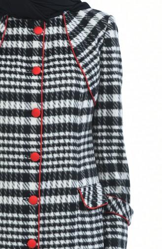 Rot Mantel 1493-01