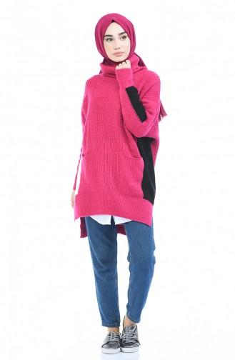 Fuchsia Pullover 1474-01