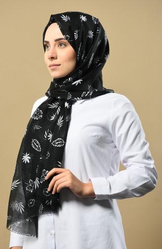 شال أسود 901519-06
