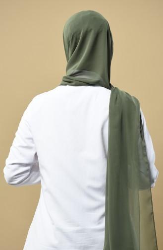 Khaki Shawl 9015-03