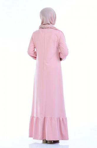 Pink Dress 4077-03