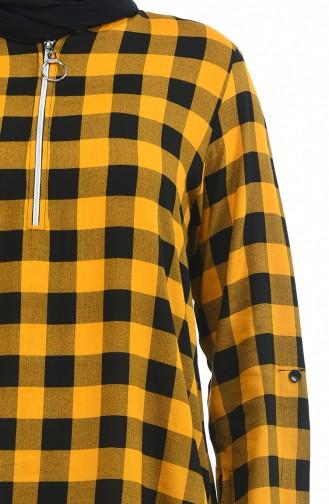 Mustard Tuniek 0639A-03