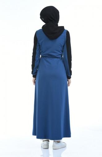 Black Abaya 4070-06