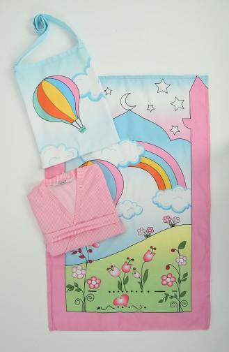 Pink Praying Dress 1101-01