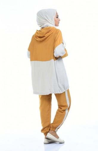Mustard Suit 5831-05