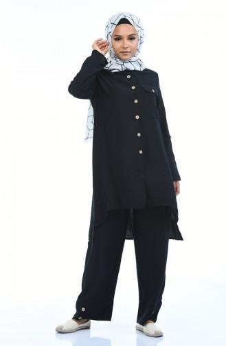 تونيك أسود 5810-01