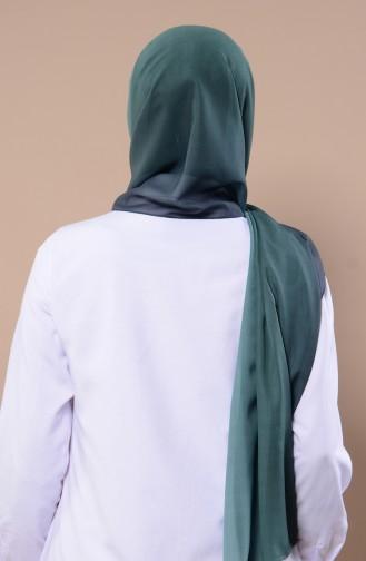 Dark Green Shawl 13086-25