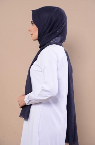 Dark gray Sjaal 19033-38