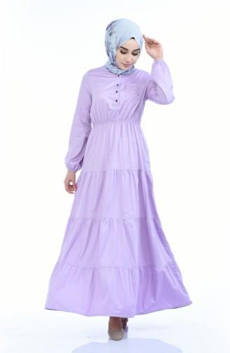 Lilac Dress 4016-01