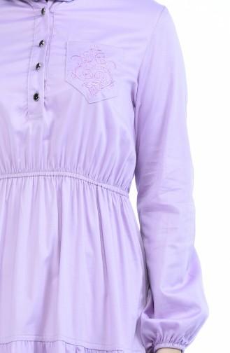 فستان ليلكي 4016-01