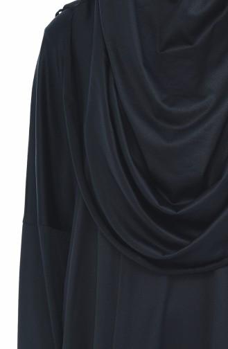 ملابس الصلاة أسود 1001B-01