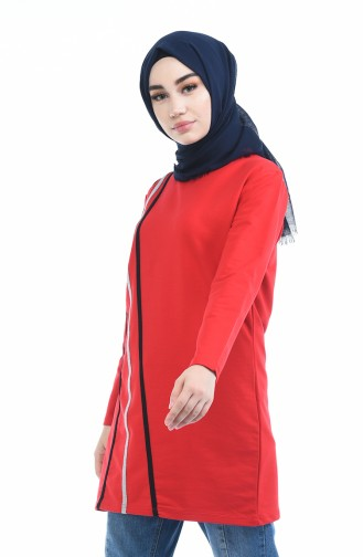 Red Tunic 1986-02
