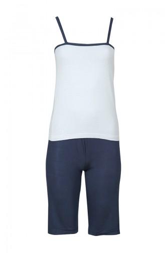 Navy Blue Pyjama 3110