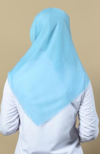 Minzenblau Kopftuch 2344-30