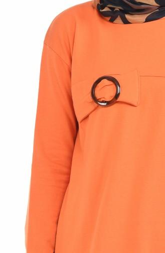 Basic Sporttunika 5019-04 Orange 5019-04