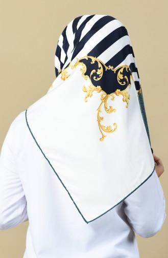 وشاح أخضر حشيشي 2346-01