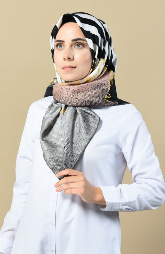 Gray Scarf 2346-02