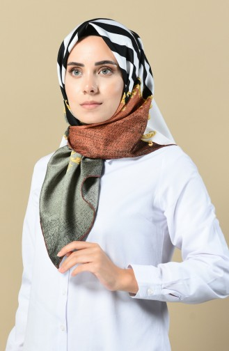 Tobacco Brown Scarf 2346-03