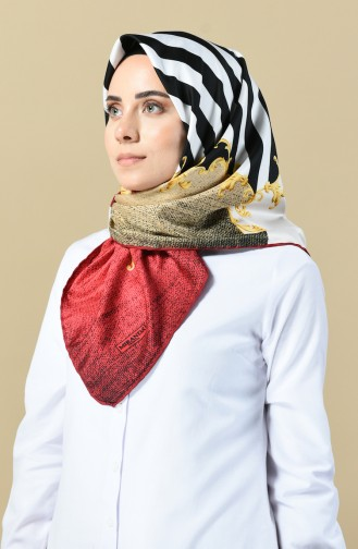 Red Scarf 2346-06