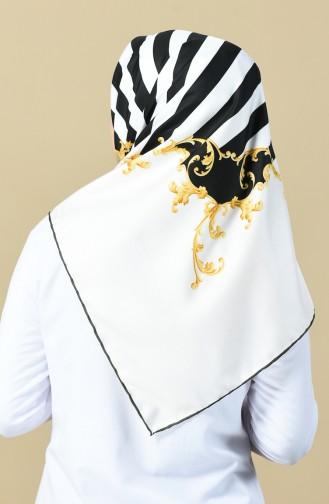 وشاح كاكي 2346-07