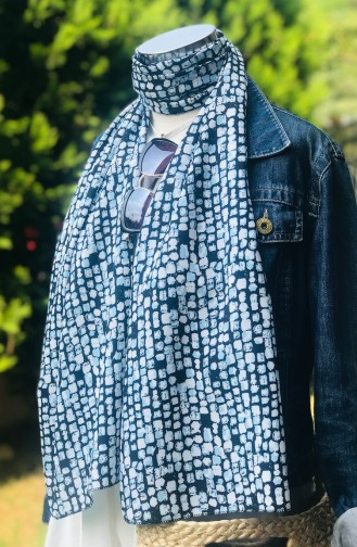 Baby Blues Scarf 54025-01