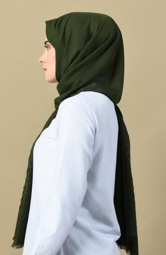 Khaki Shawl 13088-06