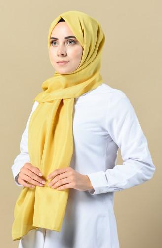 Mustard Shawl 13092-12
