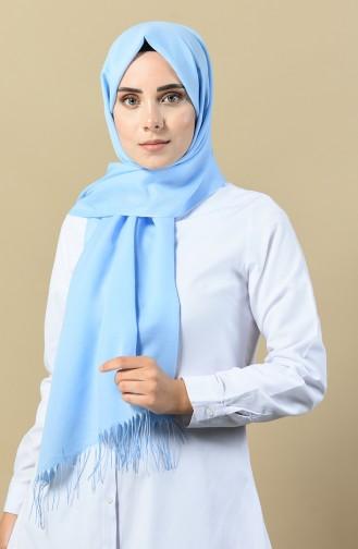شال أزرق فاتح 901488-24