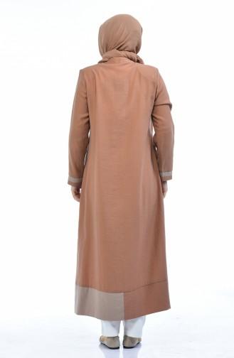 Onionskin Abaya 0377-03