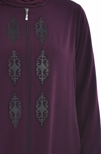 Damson Abaya 0084-01