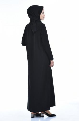 عباءه أسود 0085-01