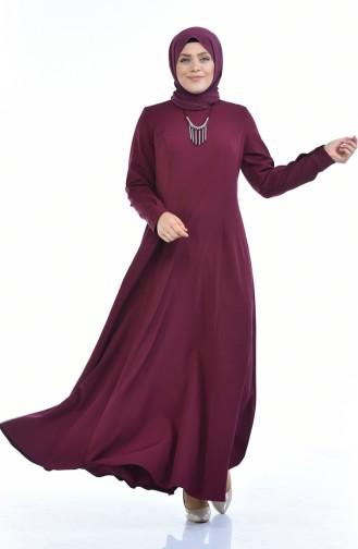 Damson Dress 9013-04