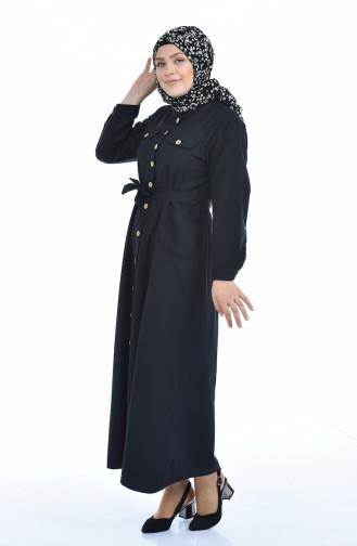 فستان أسود 0047-02