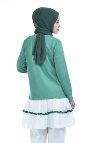 Green Tunic 0708-01