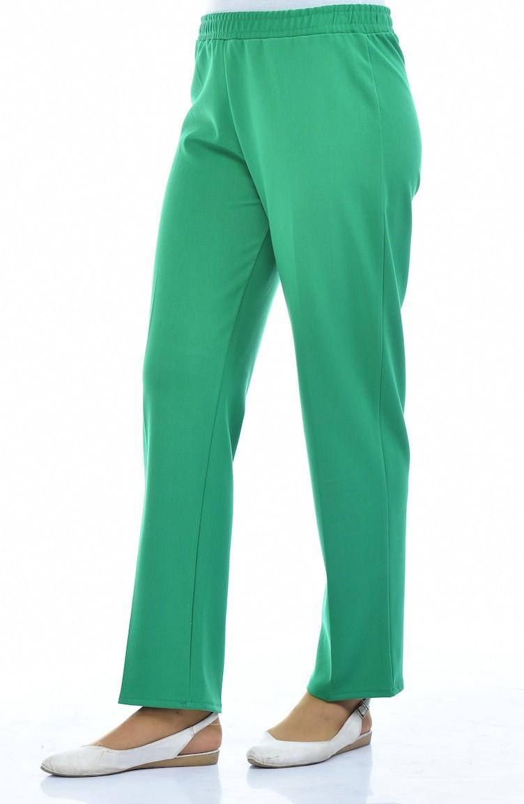 prix d'usine 2aa6c 21d88 Pantalon Vert 2090B-01