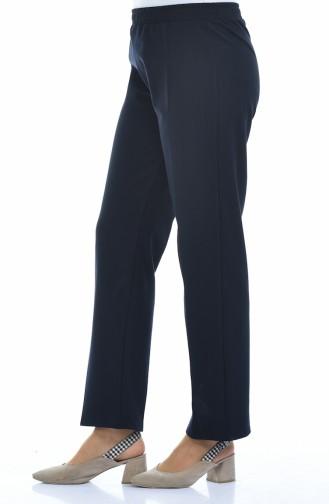 Navy Blue Broek 2112-05
