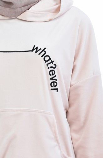 Powder Sweat shirt 0719-02