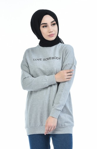 Gray Tunic 0709-01