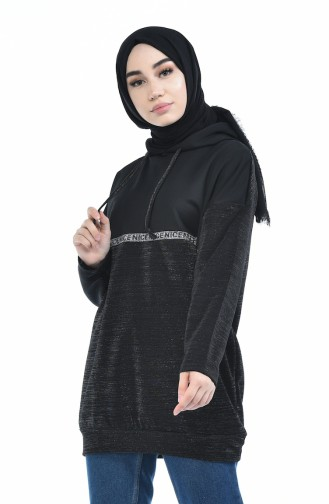 Black Tunic 0727-01