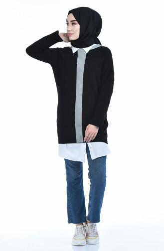 Black Tunic 4891-02