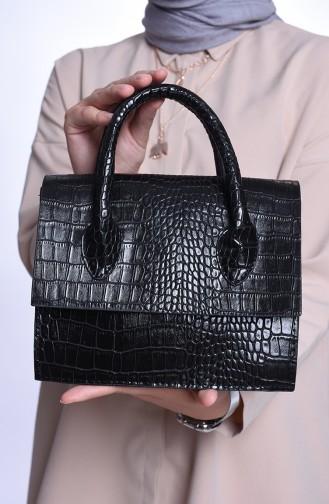 Black Shoulder Bags 10-01