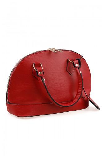 حقيبة كتف أحمر 1013-04
