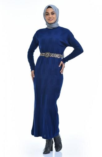 ملابس مُحاكة أزرق 8010-01