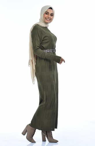 ملابس مُحاكة كاكي 8010-09