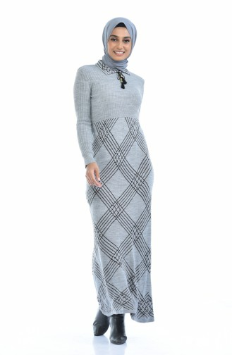 Gray Knitwear 8027-01