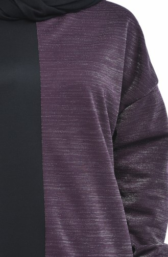 Purple Tunic 0730-01